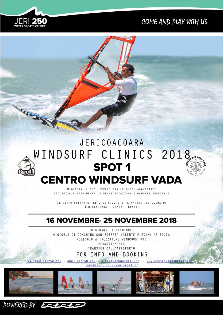 Windsurf Clinics Jeri250 Jericoacoara