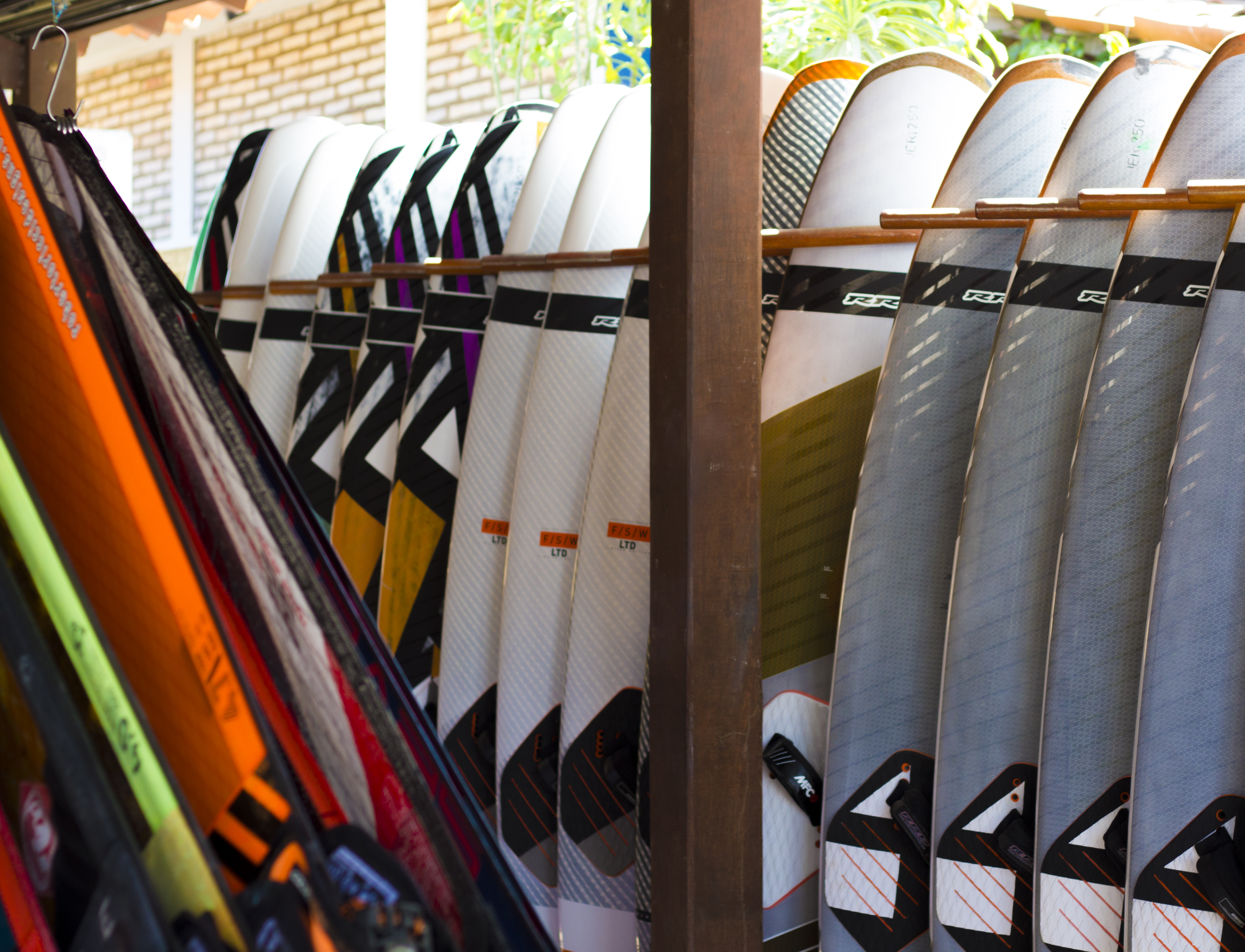RRD new materials windsurf Jeri250 Jericoacoara