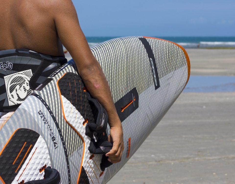 RRD new materials windsurf Jeri250 Jericoacoara