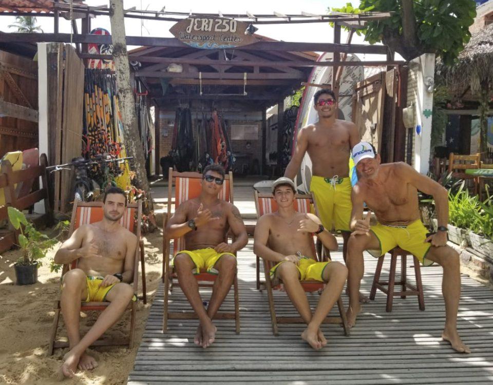 windsurf jericoacoara brasil